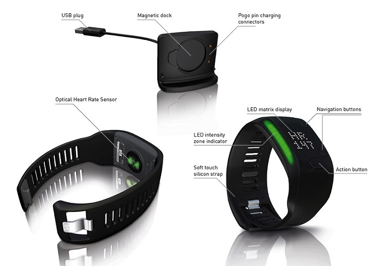 miCoach Fit Smart6