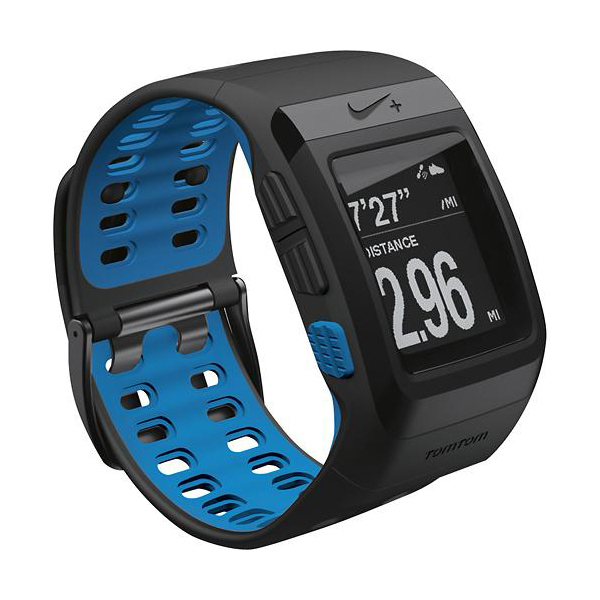 Nike sportwatch blue